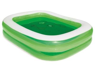 Bazén pokrýva cieľ v sopel HLIENU 2v1 Bestway 201x150cm 54199