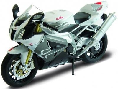APRILLIA RSV 1000R мотоцикл модель 1 :10 Welly 62808