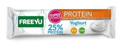 FREEYU ПРОТЕИНОВ батон белковый йогуртовый BIOLOGICO