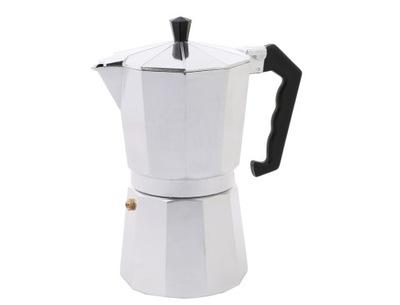 KAWIARKA zaparzacz do kawy 3 kaw 150 ml 4067