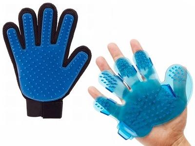 перчатка щетка для ВЫЧЕСЫВАНИЯ И КУПАНИЯ СОБАКИ КОШКИ