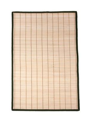 Vaňa Mat anti-slip bambusu 60x100 cm