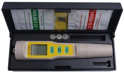 Измеритель pH метр тестер буферы Воды ATC компенсация