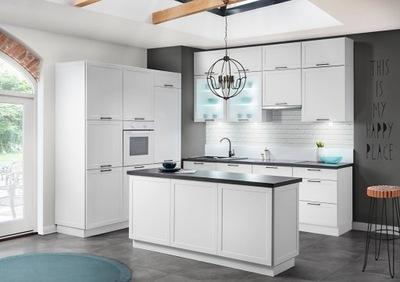 Мебель Кухонные Navia 4 Рамка мат Кусок блеск