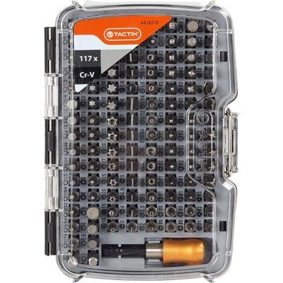 мега комплект бит CR-V 117 элем . TACTIX премиум