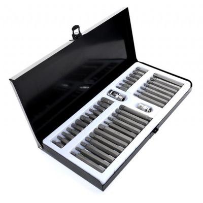 Bitov TORX SPLINE 40 IMBUS kľúč v kufri