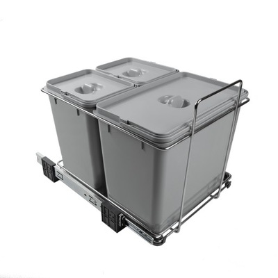 Сортировщик на мусор ECOFIL 3 ведра ELLETIPI