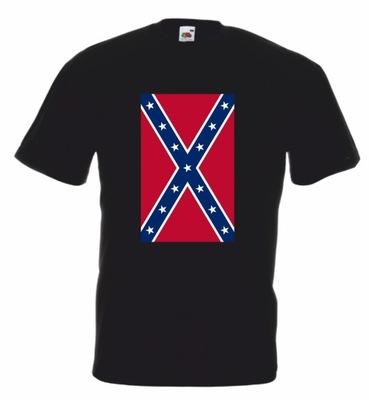 Koszulka męska Konfederacja Flaga r XXL