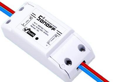SONOFF BASIC Wi-fi 230 Выключатель Выключатель МО