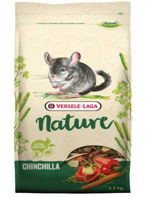 Versele Laga Chinchilla Nature для ШИНШИЛЛА 2 ,3кг