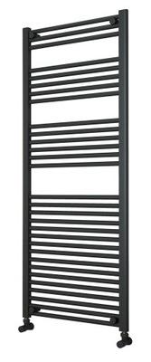 Ohrievač vody rebrík antracit 60/150 cm