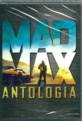 MAD MAX ANTOLOGIA DVD (5xDVD)
