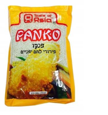 Панировка хрустящей PANKO ??? жарки 200г
