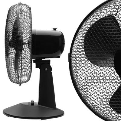 Stolný ventilátor SENCOR SFE 3011BK Mlyn