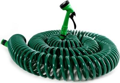 Змея спиральный садовый 30m 1 /2 дюйма + пистолет