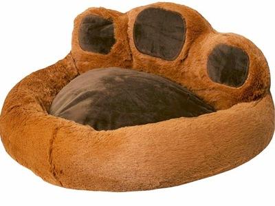 логово подстилки для собаки диван 54x54 ПЛЮШЕВЫЕ