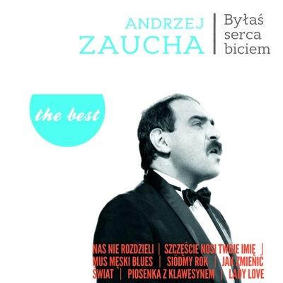 ANDRZEJ ZAUCHA The Best Byłaś serca biciem LP