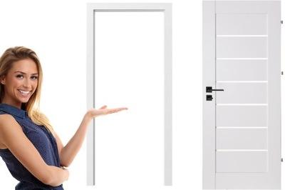 двери ?????????? комплект с коробка MILTON