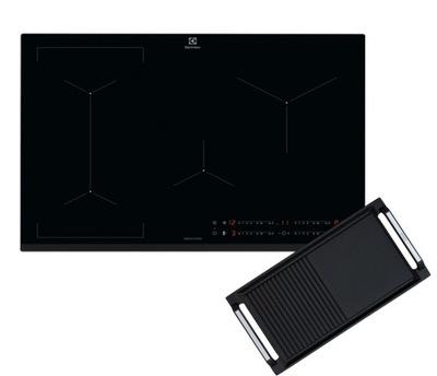 плита индукционная Electrolux EIV734 + Гриль . Instagram один см