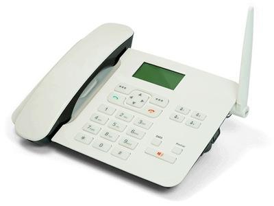 TELEFON STACJONARNY NA KARTĘ SIM KAER DLA SENIORA