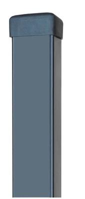 Столбы 60х40 h=230 см Графит Антрацит