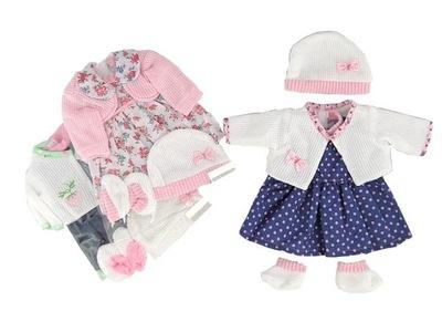 BABY born OBLEČENIE pre bábiky 40 cm ŠATY, KOSTÝM