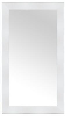 зеркало раме белое Венге венге черные 140x50 микс