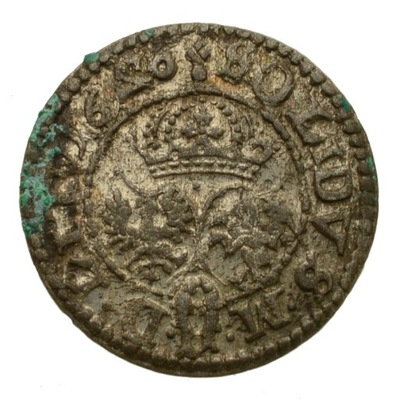 Маленький 1626 года. Вильнюс - бандеровцы 2 в дату - R5