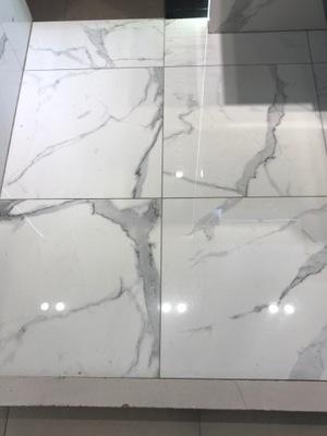 плитки CALACATTA блеск 60X60 КАРАРА белое