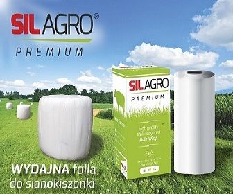 пленка для сенажа sianokiszonka Silagro 500