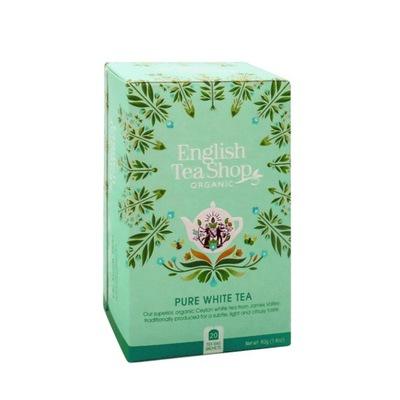ETS White Tea 20 пакетиков