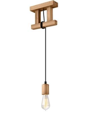 1 PRÍVESOK LAMPA NA LANO-LEON OLIVOVÝ STROM