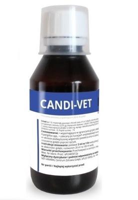 Канди-Vet 125ml борьба с грибком
