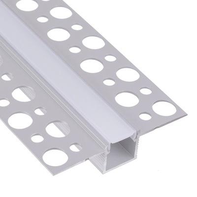 Профиль LED 2М Строительный ??? плит, гипсокартонных плит