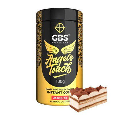 кофе GBS ANGEL'S Touch Растворимый Тирамису