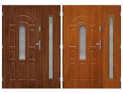 двери Внешние ДВУСТВОРЧАТЫЕ 120, 130, 140 ПЕНА