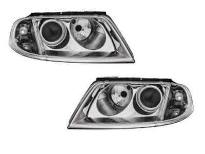 REFLEKTORY ФАРА VW PASSAT B5 FL L+P 2SZT KPL
