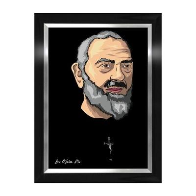 Образ Святой Отец Пио