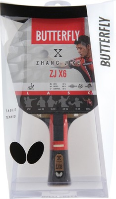 Rakietka Butterfly Zhang Jike ZJX6