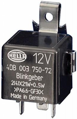 Hella 4DB 003 750-721 Реле указателей поворота
