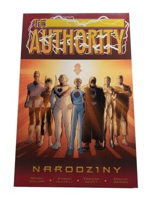 THE AUTHORITY - NARODZINY 2008 r.