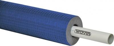 Rúrky PE-X/Al/PE INSUL 6 mm c/20x2.5 WAVIN (50m) NB