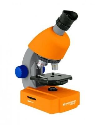 Bresser Mikroskop 40x-640x Junior w walizce
