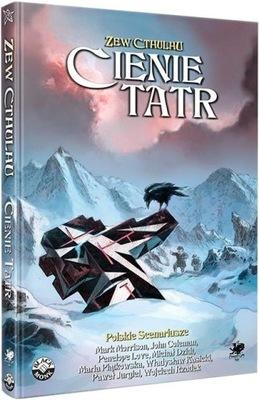 ZEW CTHULHU CIENIE TATR RPG BLACK MONK