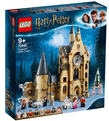 LEGO HARRY POTTER clock Tower Rokforte 75948