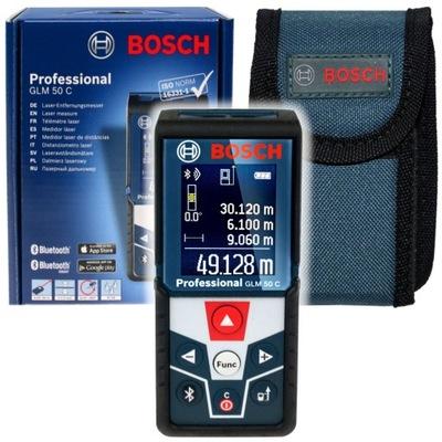 ЛАЗЕРНЫЙ ДАЛЬНОМЕР GLM 50 C Bosch Цвет Дисплей