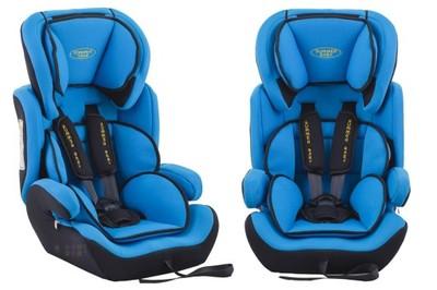 Fotelik samochodowy 9 - 36 kg Summer Baby SPORT