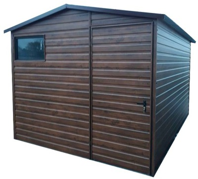 Гаражи Жестяные гараж деревянных Жестяной Навес