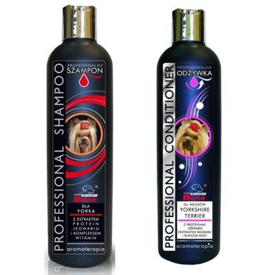 Šampón Yorkie + Kondicionér na vlasy Yorkie
