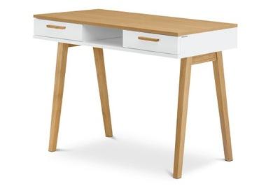 Stôl Biely ŠKANDINÁVSKY štýl Strane KONSIMO
